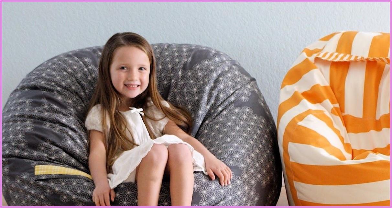 Sitzsack Für Kinder Selber Machen