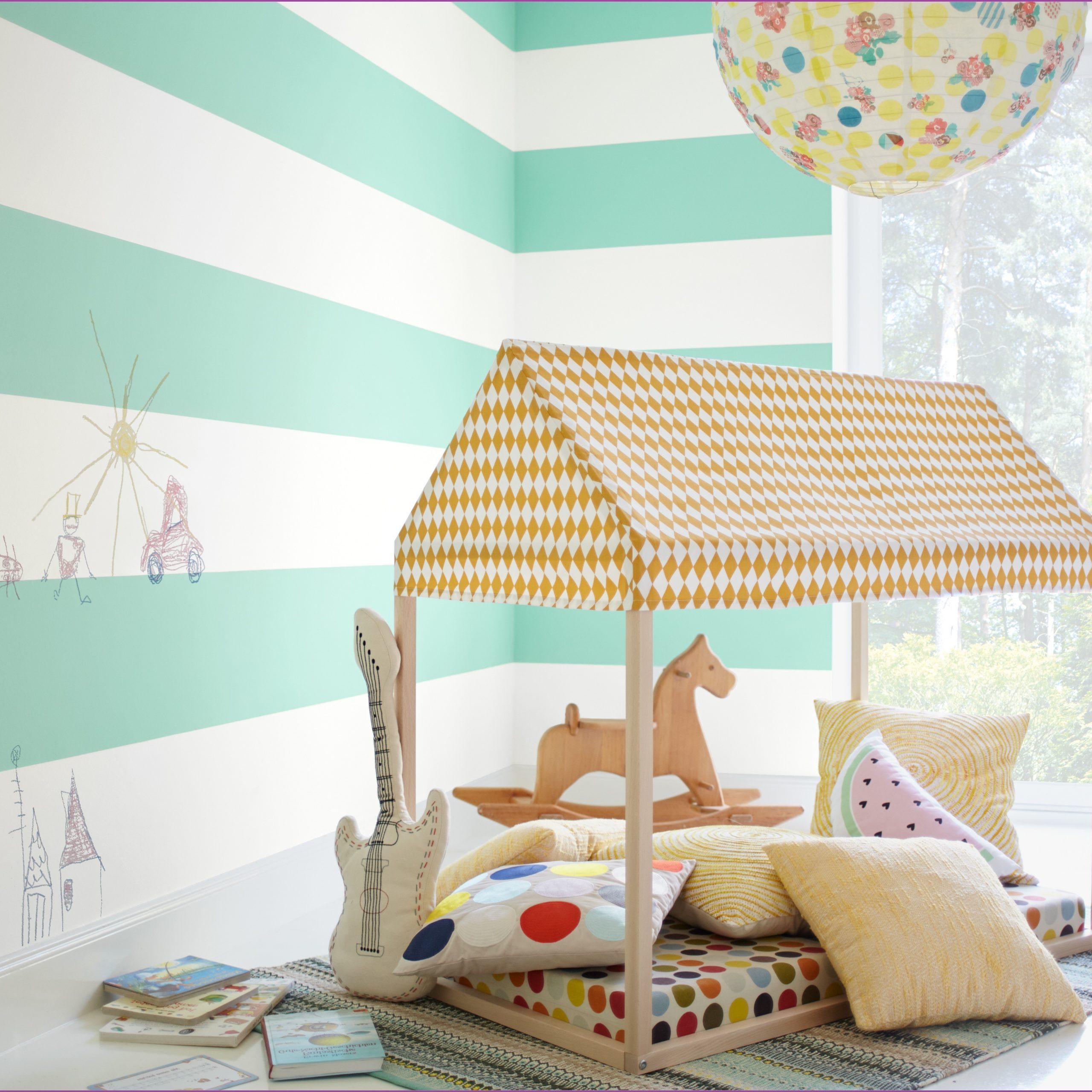 Spezielle Wandfarbe Für Kinderzimmer
