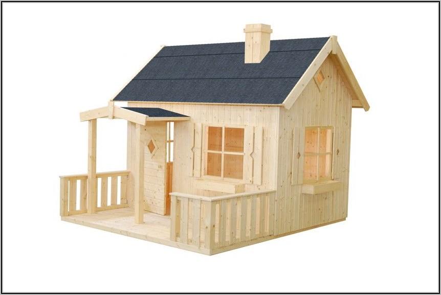 Spielhaus Holz Für Kinder