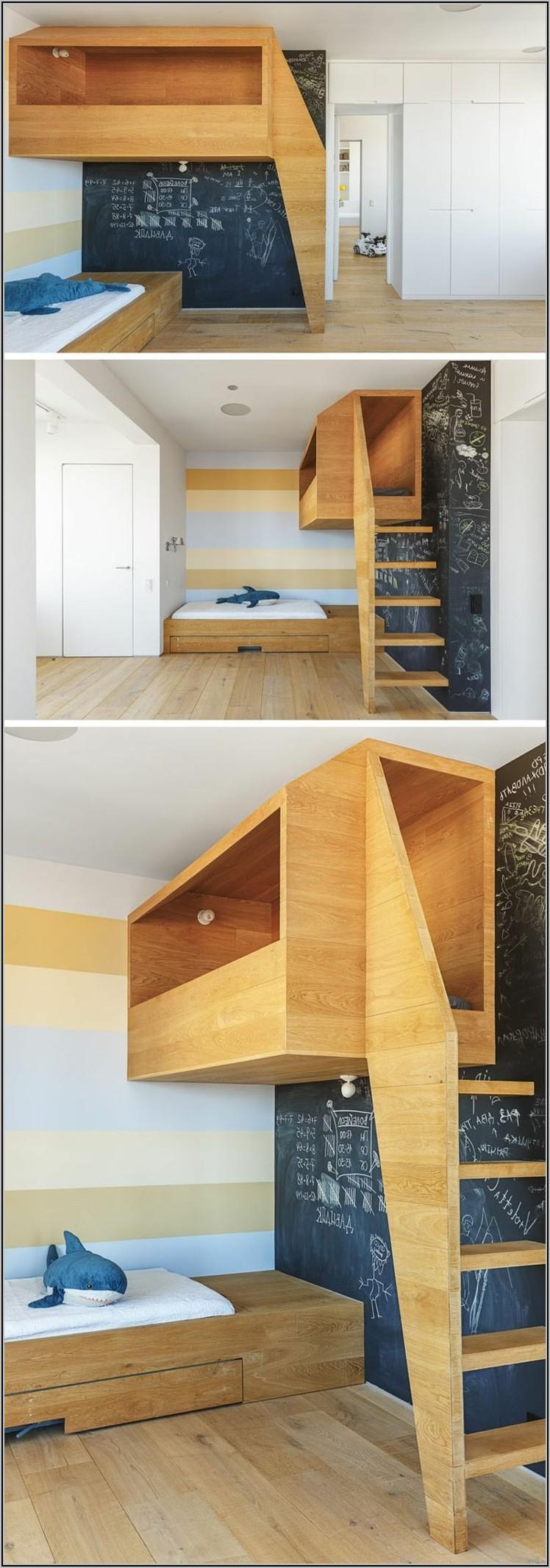 Spielhaus Kinderzimmer Holz