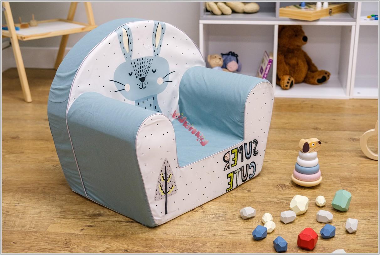 Stuhl Kinderzimmer Hase