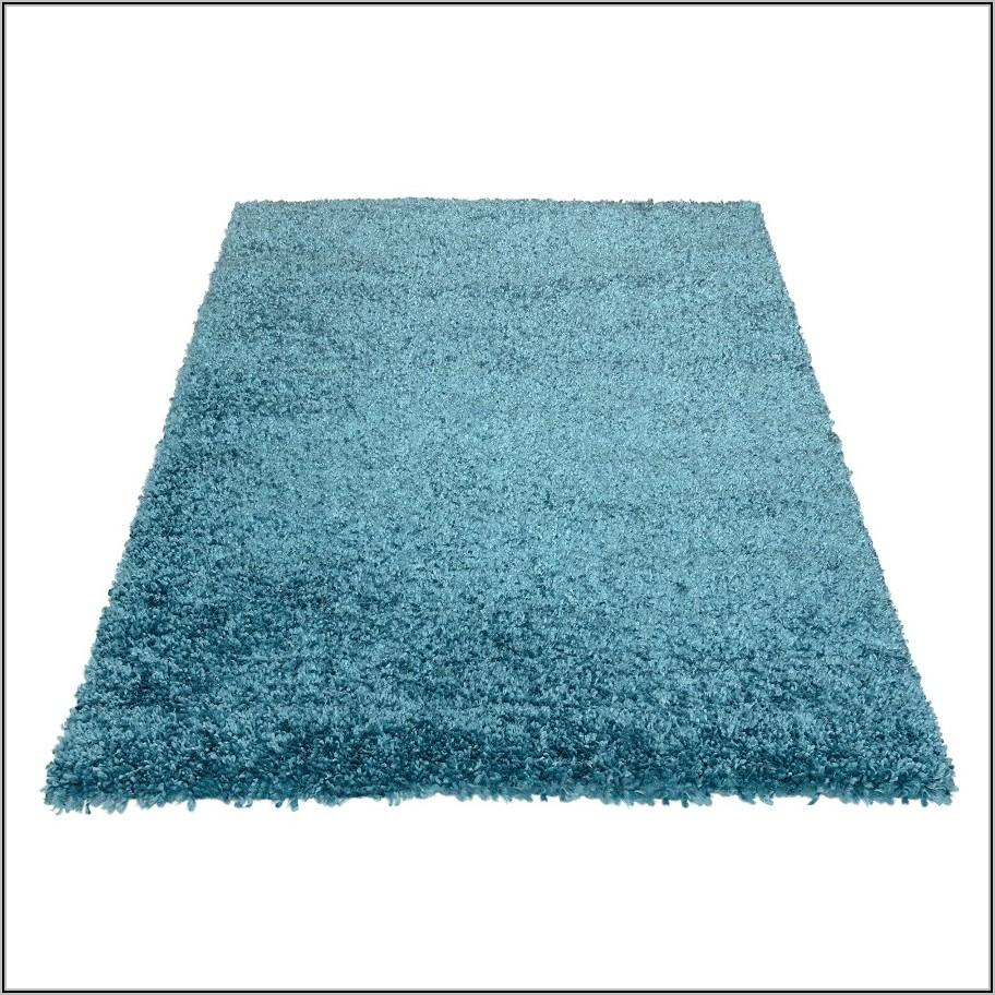 Teppich Blau Grün Kinderzimmer