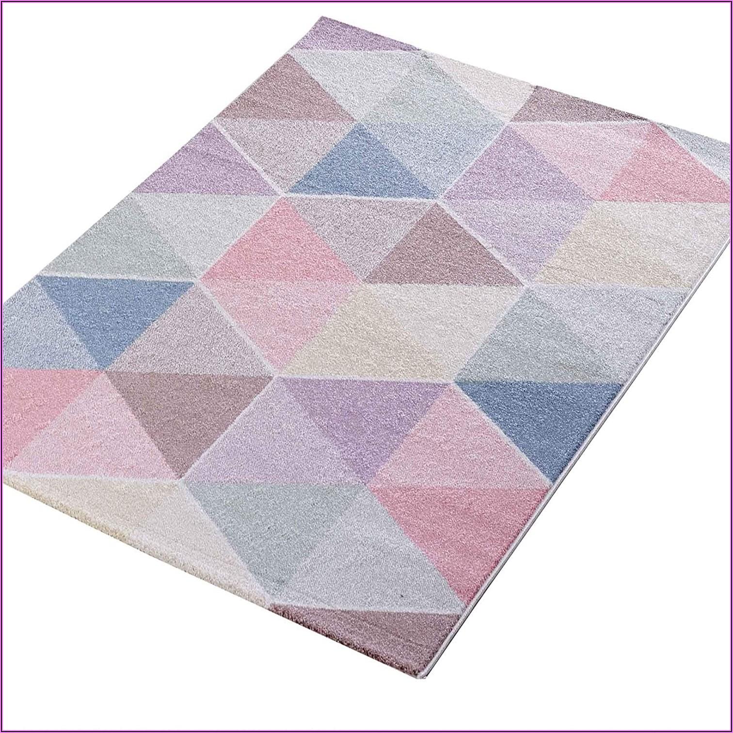 Rosa Teppich Für Kinderzimmer