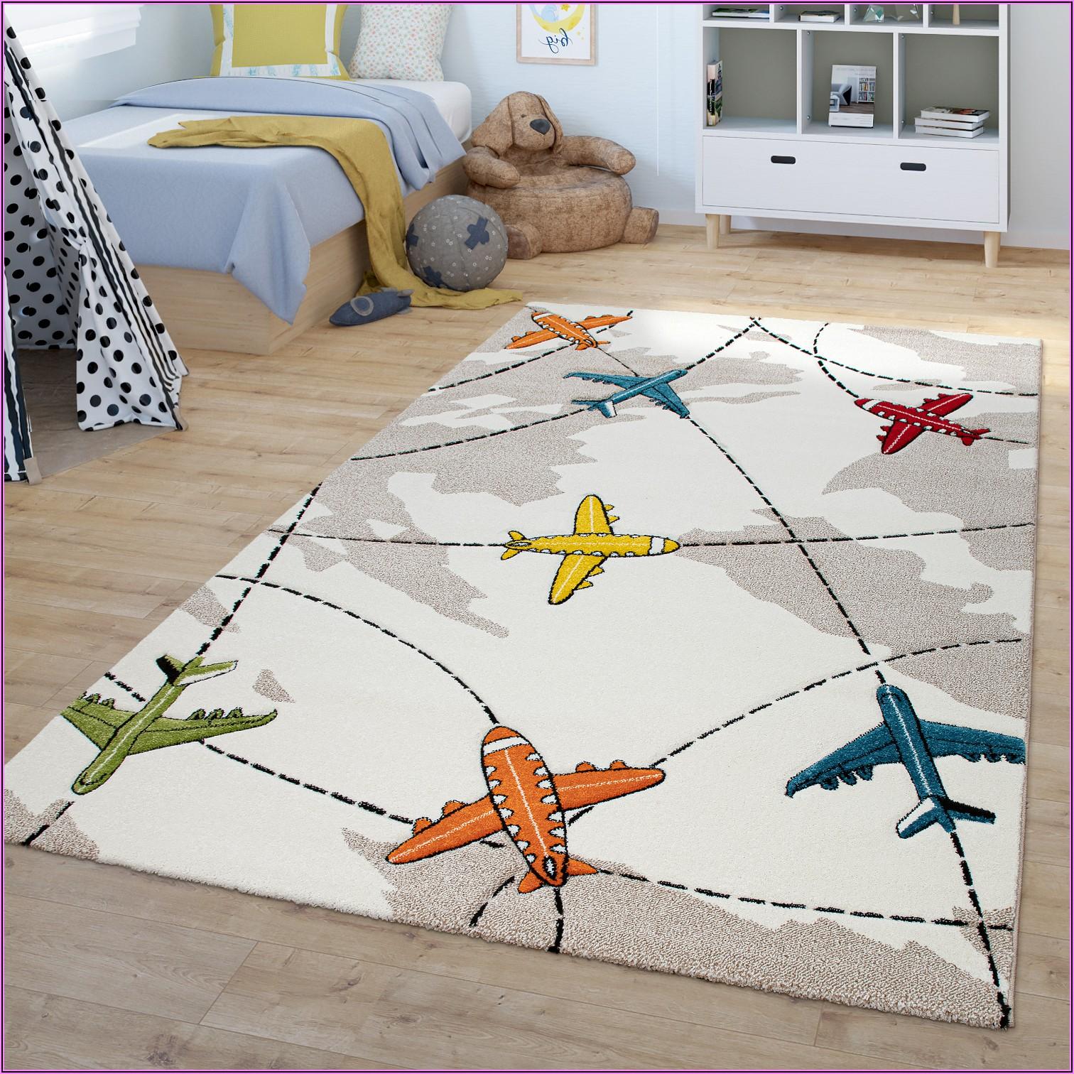 Teppich Für Kinderzimmer Rund