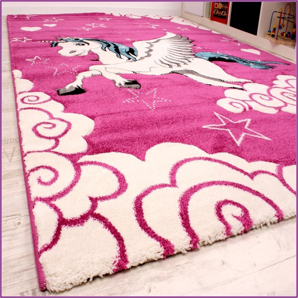 Teppich Pink Kinderzimmer