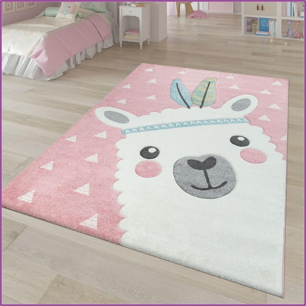 Teppich Rosa Kinderzimmer
