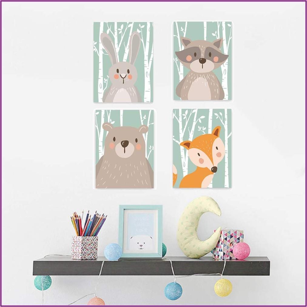 Tier Poster Für Kinder