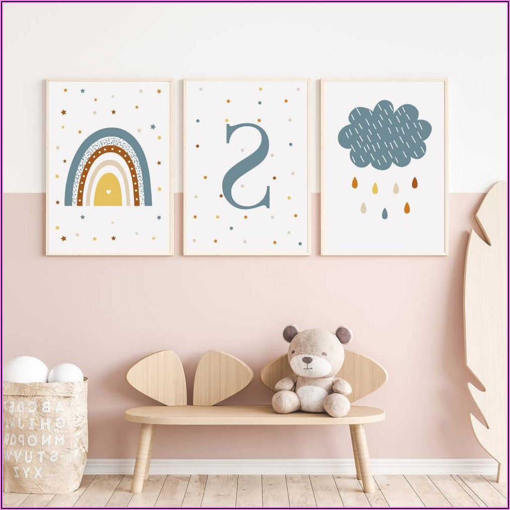 Tier Poster Für Kinderzimmer