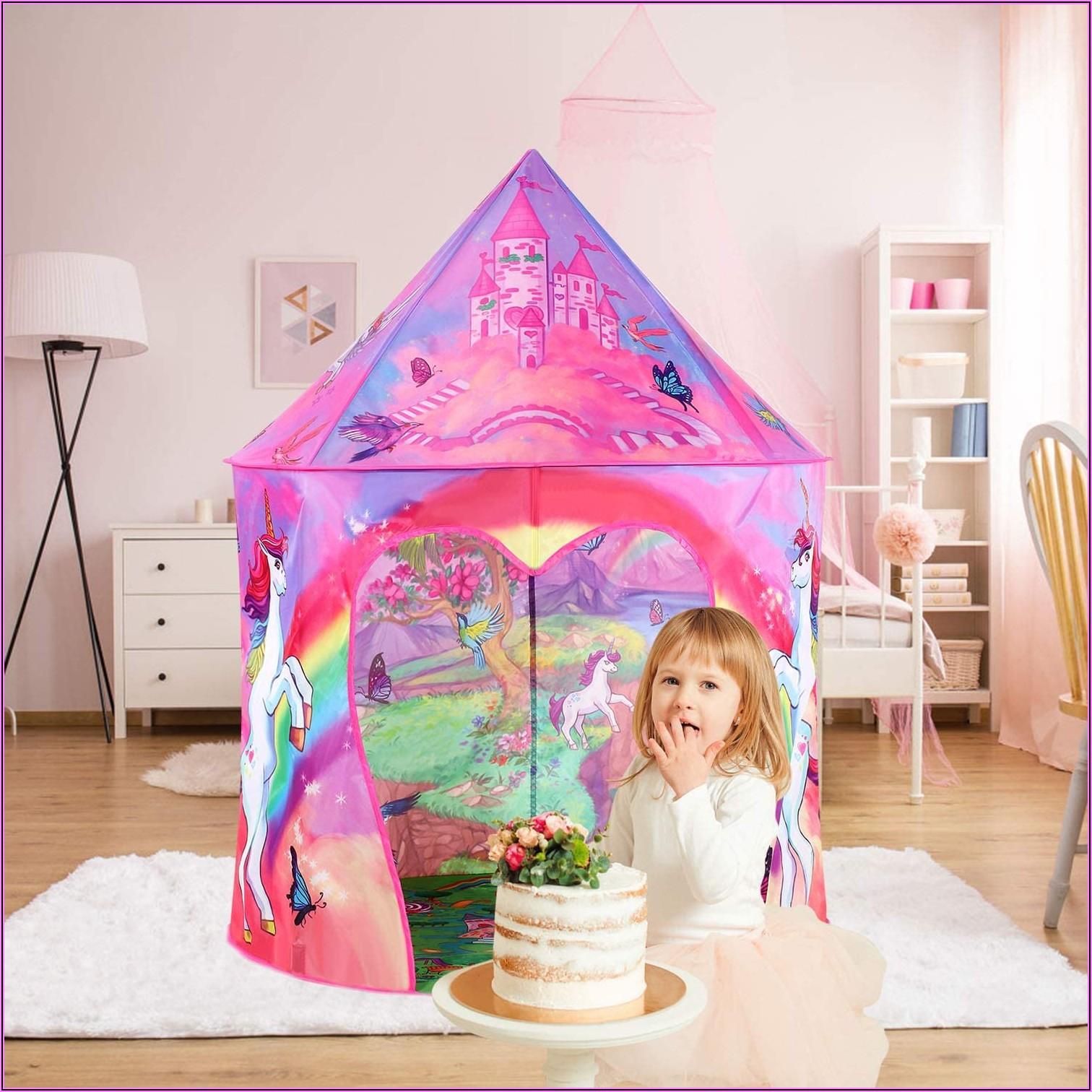 Tipi Zelt Kinderzimmer Mädchen