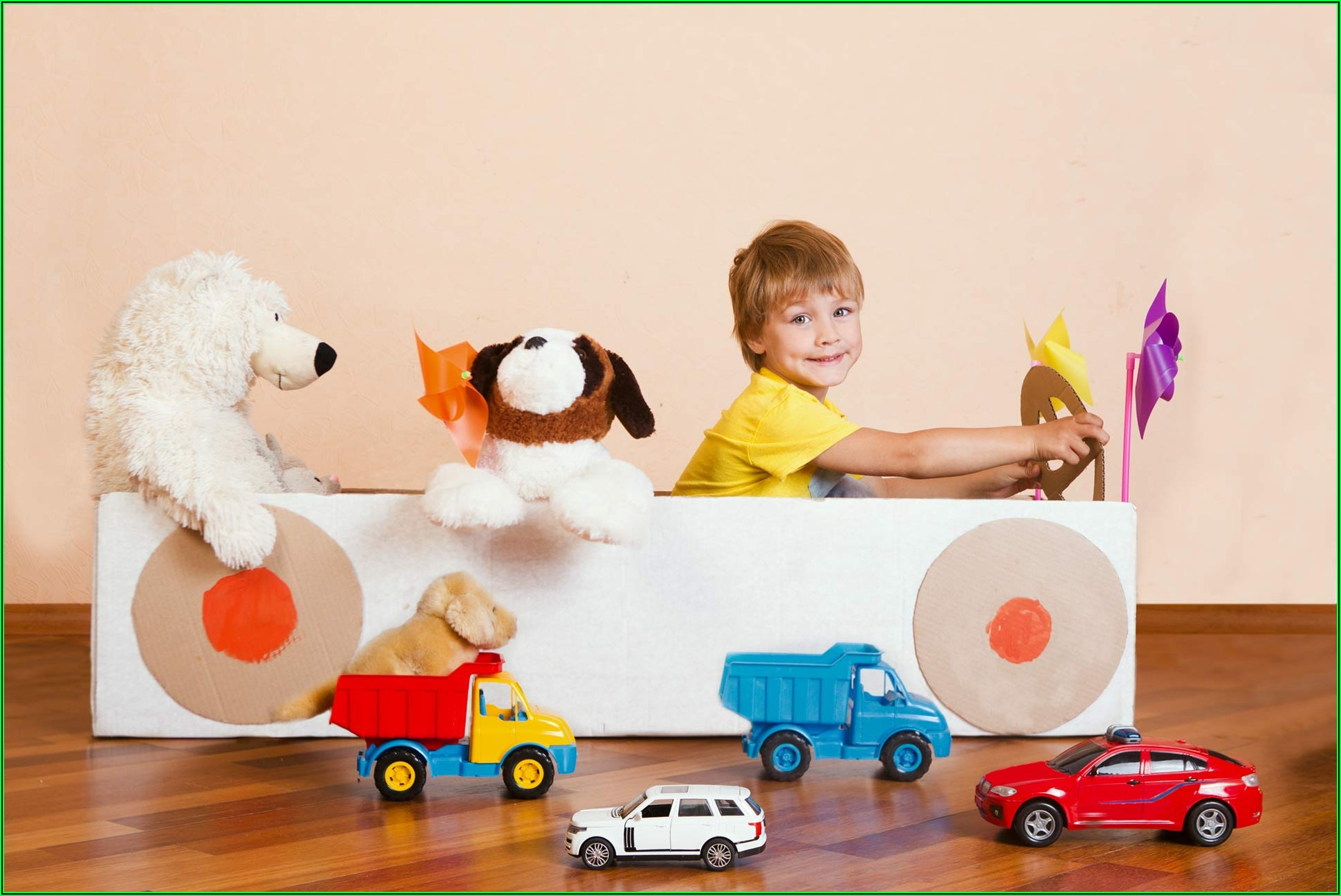 Ab Wann Spielt Kind Im Kinderzimmer