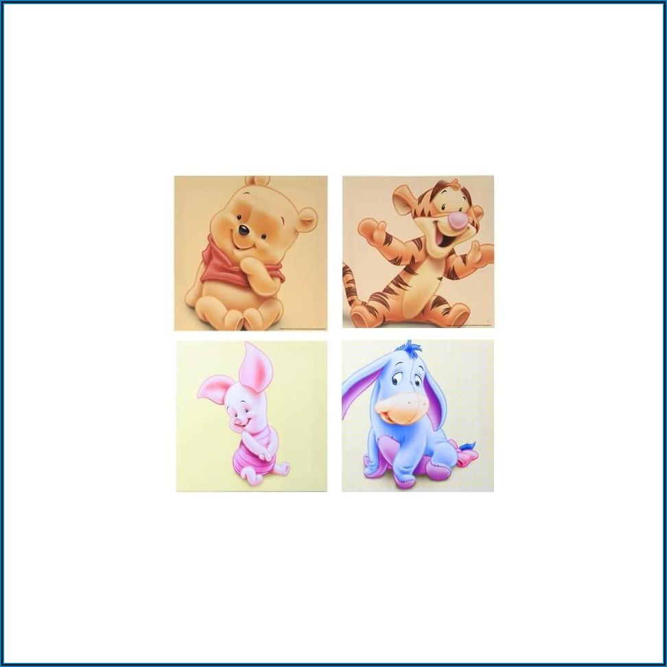 Bilder Kinderzimmer Winnie Pooh