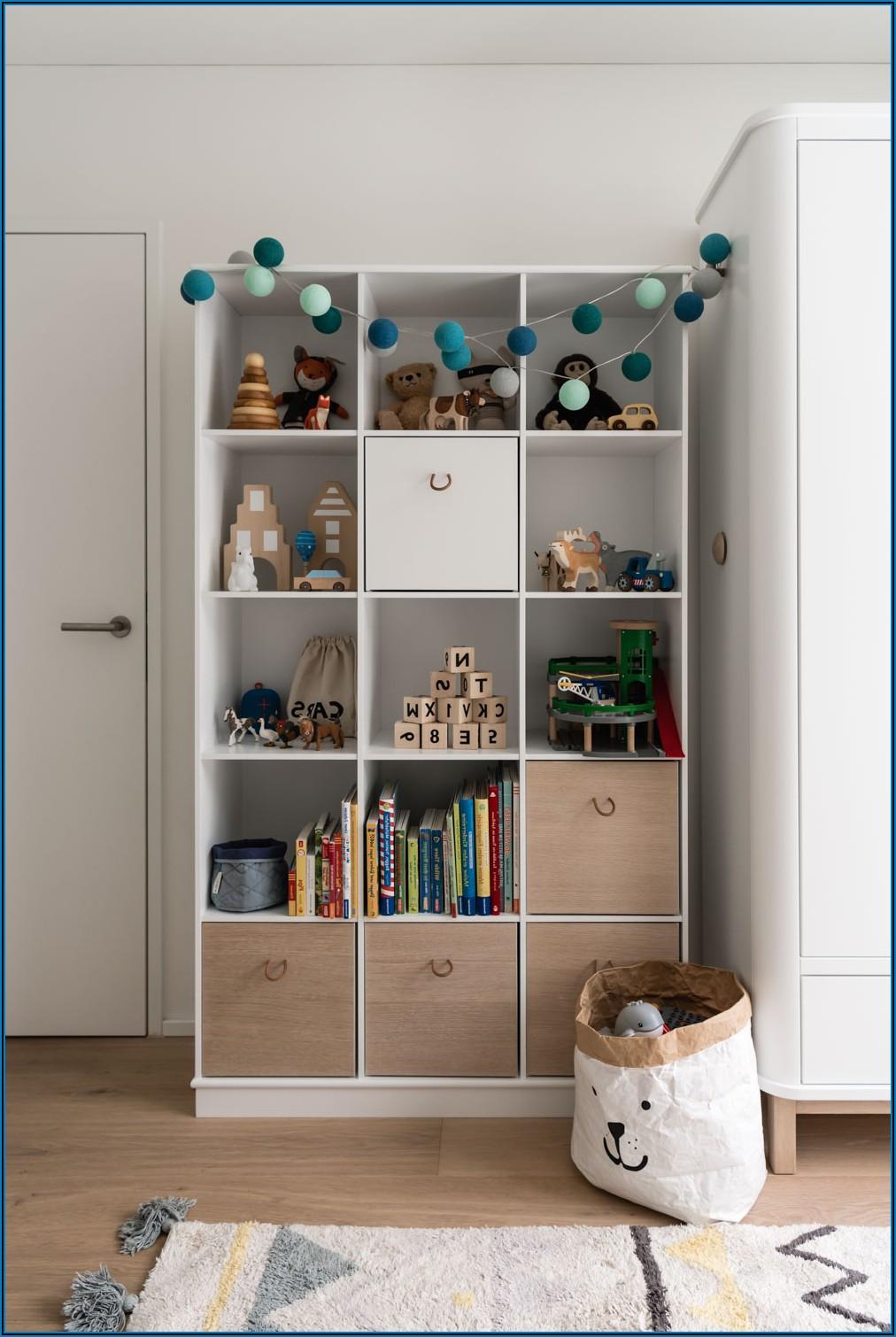 Viel Stauraum Für Kleine Kinderzimmer