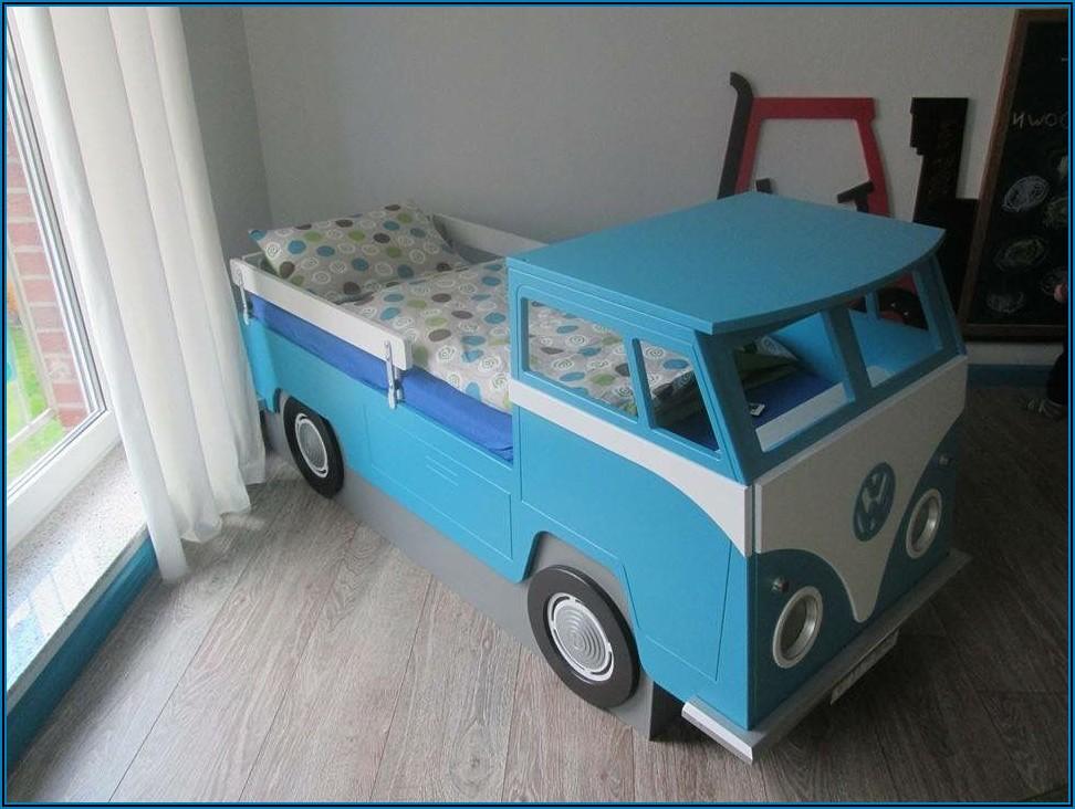 Vw Bus Bett Kinderzimmer