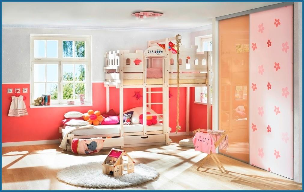 Wand Kinderzimmer Streichen