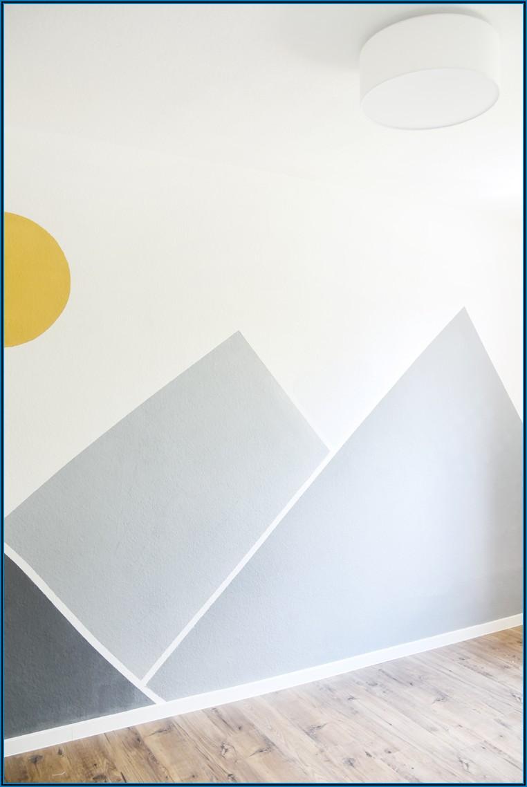 Wand Streichen Kinderzimmer