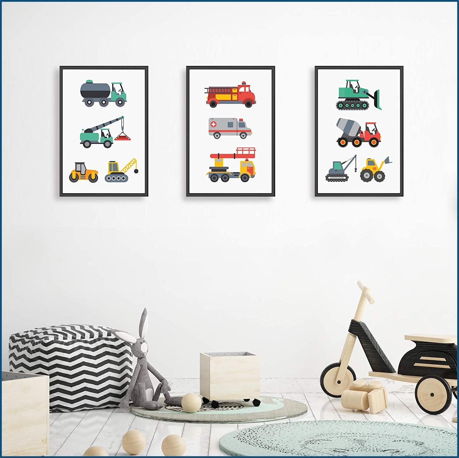 Wandbilder Für Kinderzimmer Junge