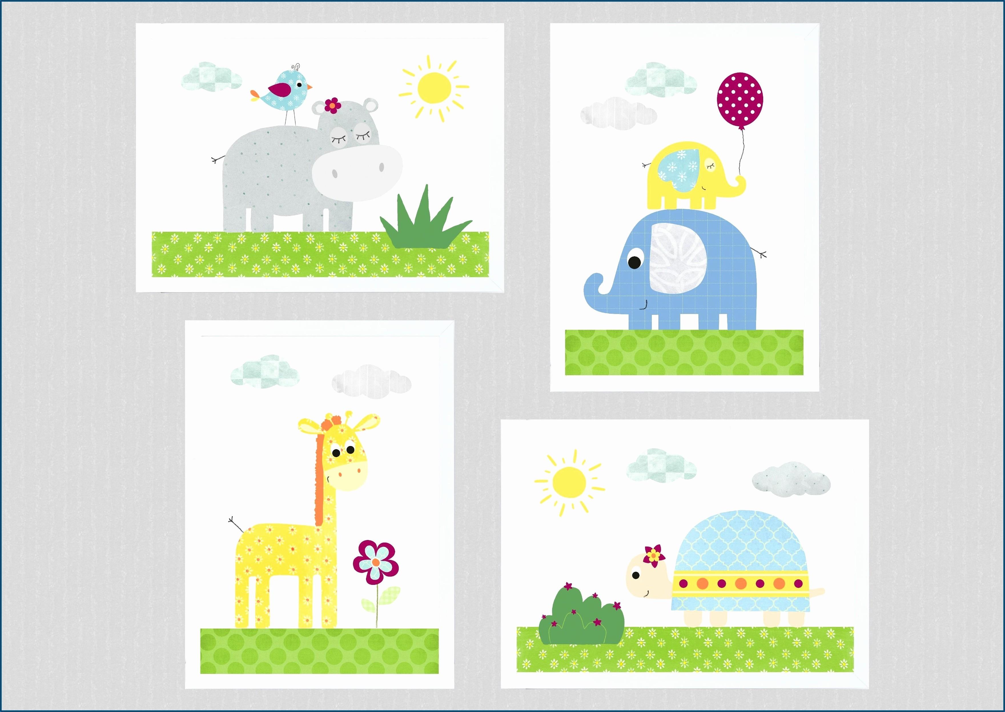 Wandbilder Für Kinderzimmer Selber Malen