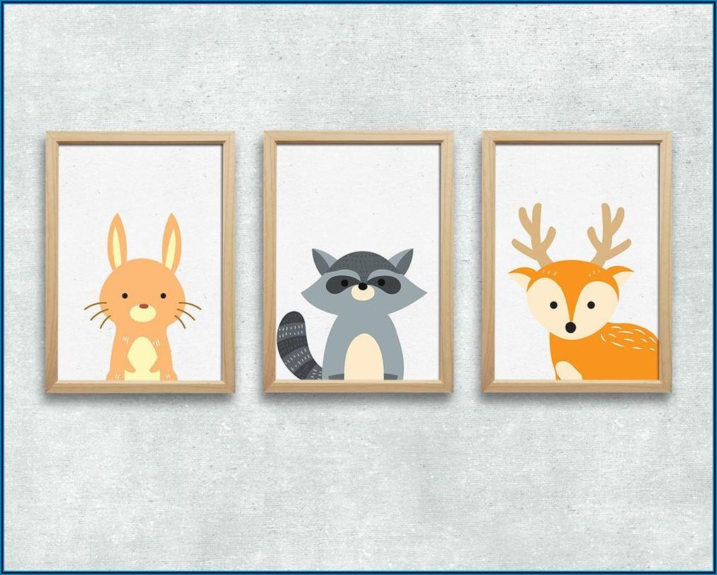 Wandbilder Für Kinderzimmer