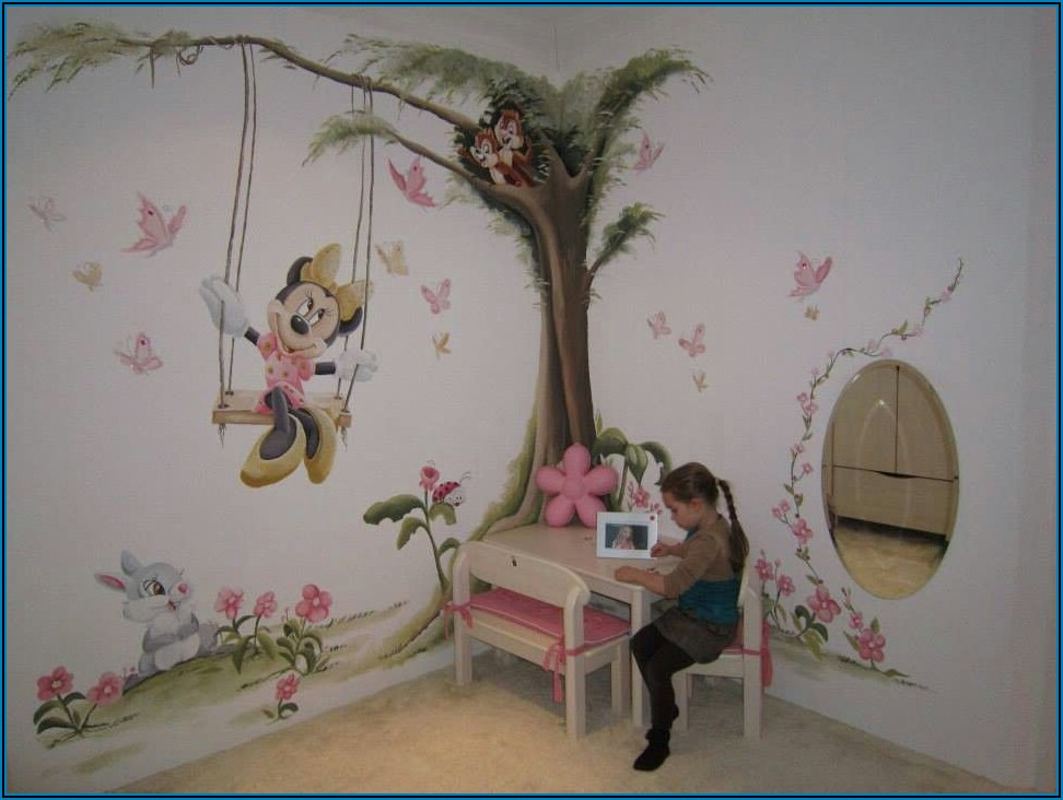 Wandbilder Kinderzimmer Disney