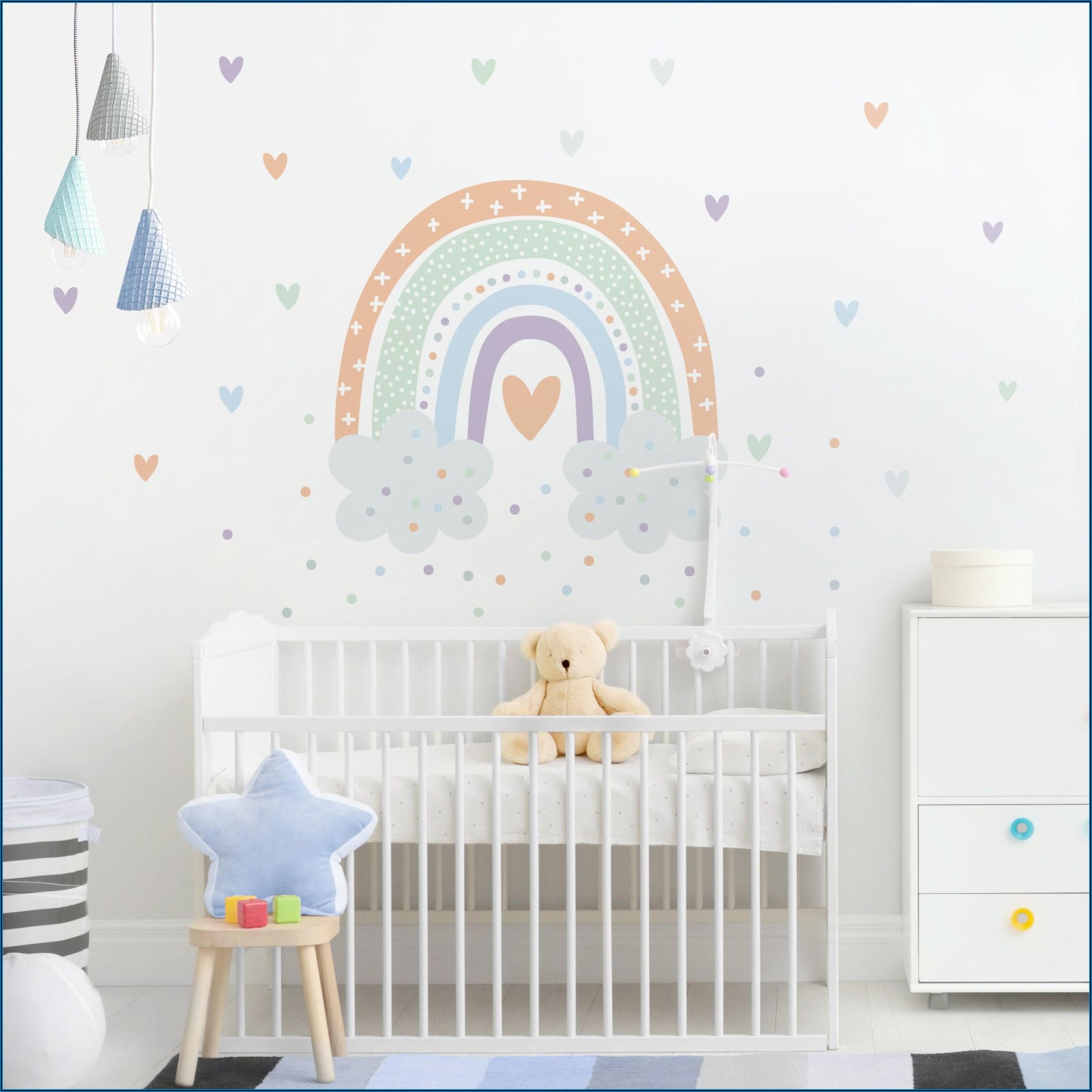 Wandbilder Kinderzimmer Mädchen