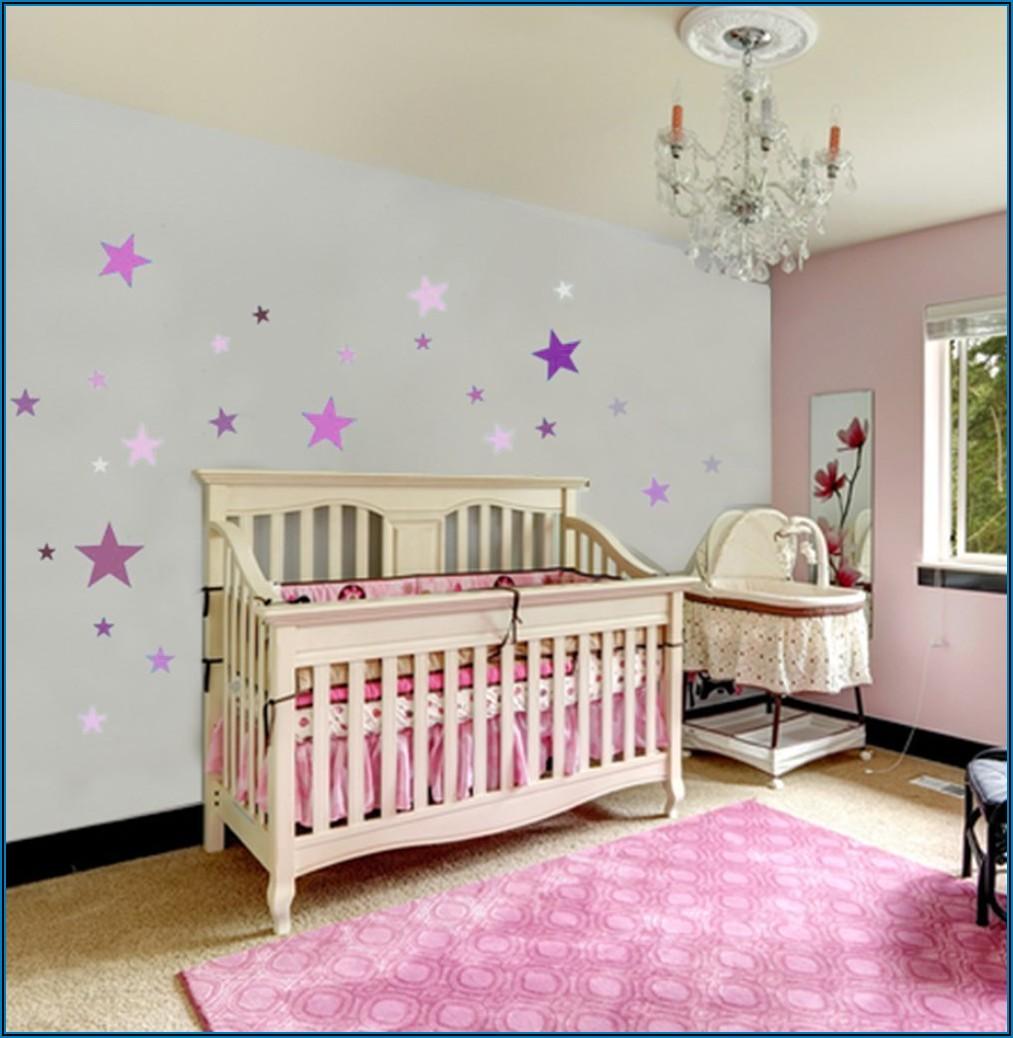 Wanddeko Kinderzimmer Mädchen