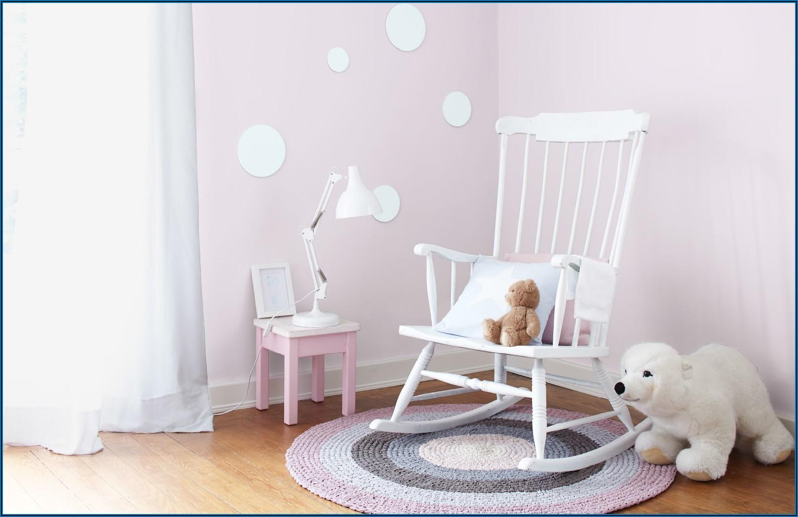Wandfarbe Blau Grau Kinderzimmer