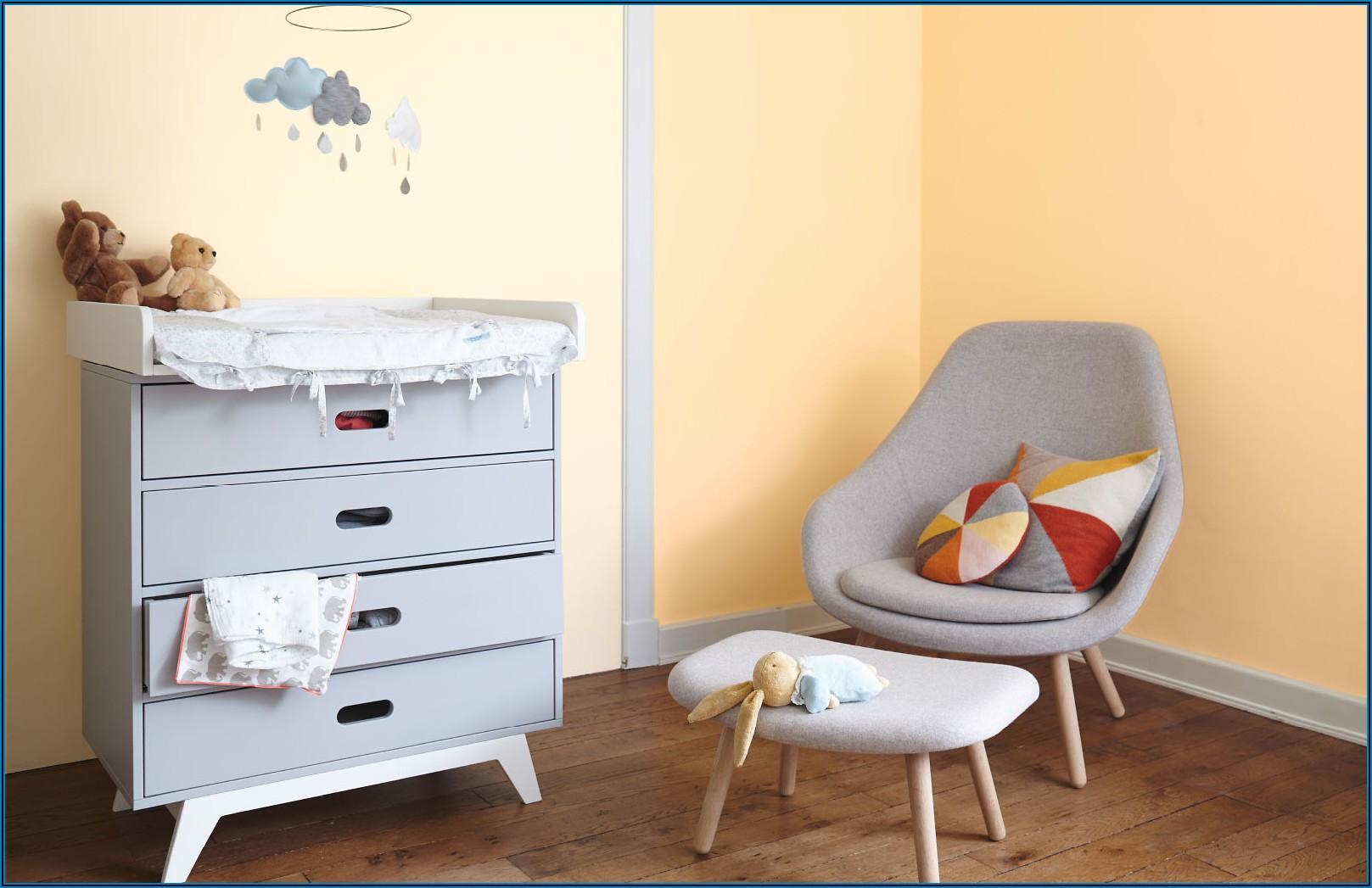 Wandfarbe Für Kinderzimmer Test