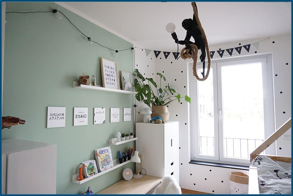 Wandfarbe Für Kleines Kinderzimmer