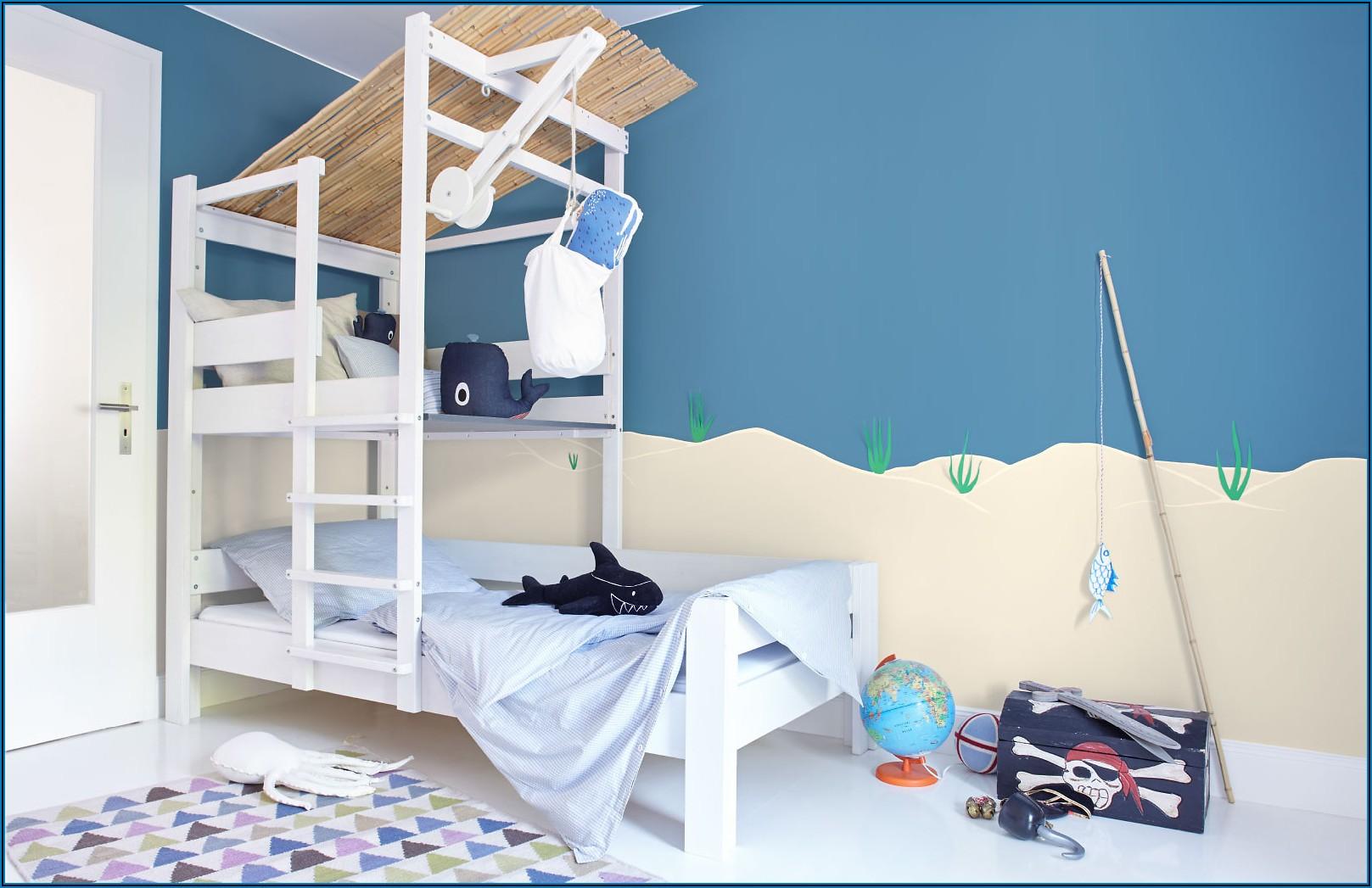 Wandfarbe Kinderzimmer Test