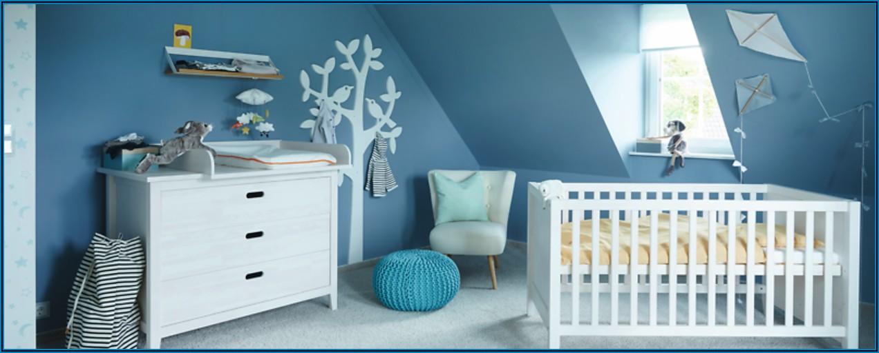 Wandfarben Für Jungen Kinderzimmer