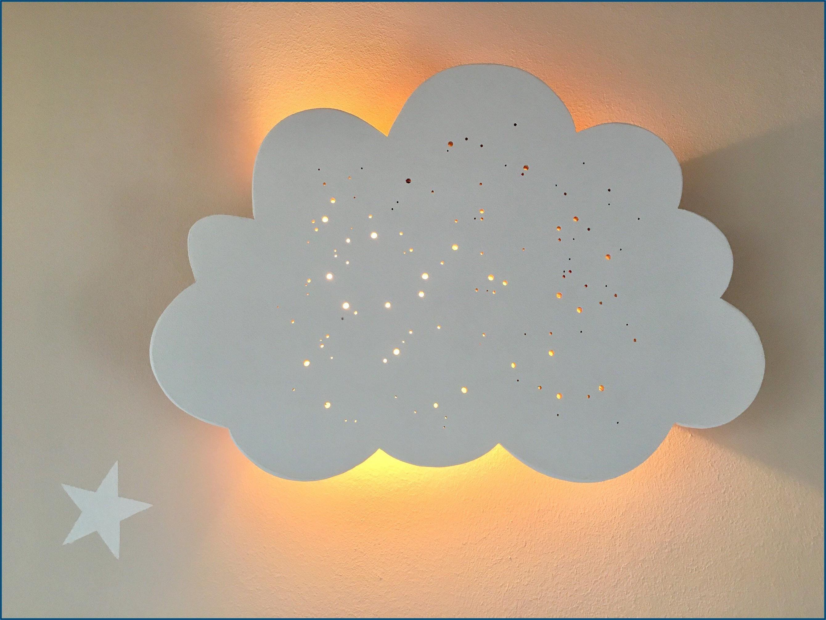 Wandlampe Kinderzimmer Selber Basteln