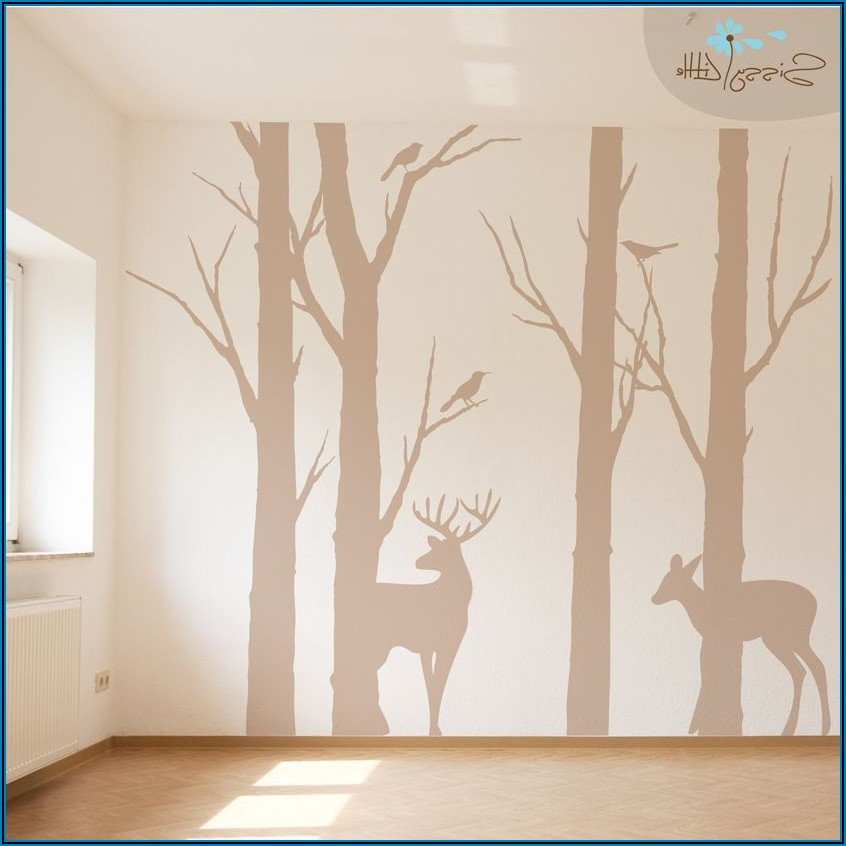 Wandmalerei Kinderzimmer Welche Farben