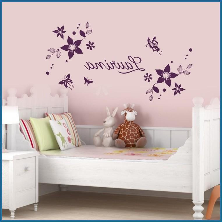 Wandsticker Für Kinderzimmer Mädchen
