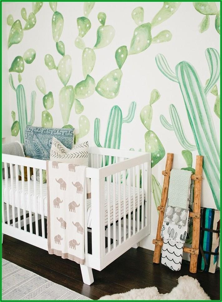 Wandtattoo Kinderzimmer Bett
