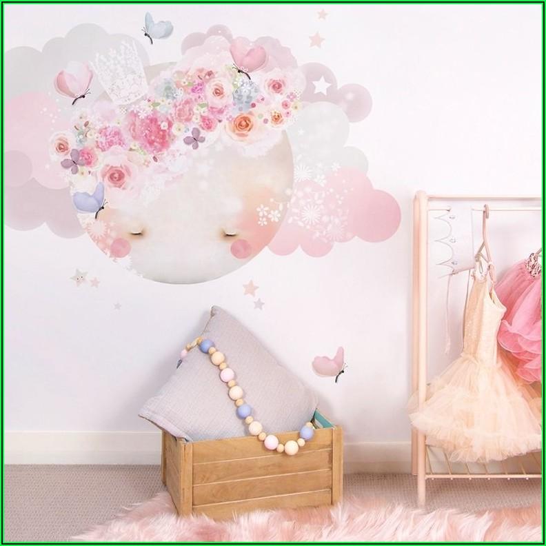 Wandtattoos Kinder Blumen