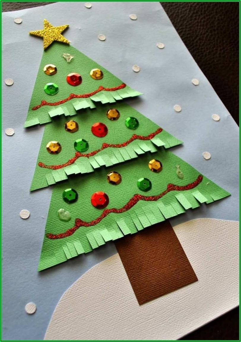 Weihnachtsdeko Basteln Kinder Pinterest