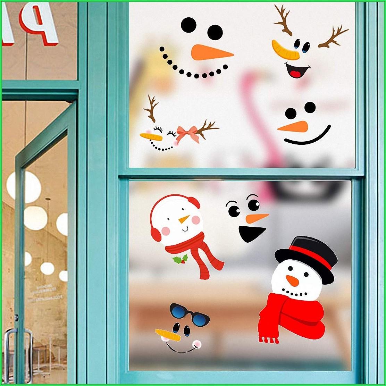 Weihnachtsdeko Kinder Fenster