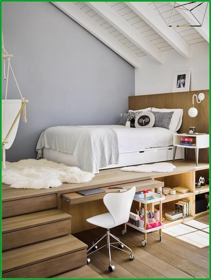 Welche Wandfarbe Für Kleines Jugendzimmer