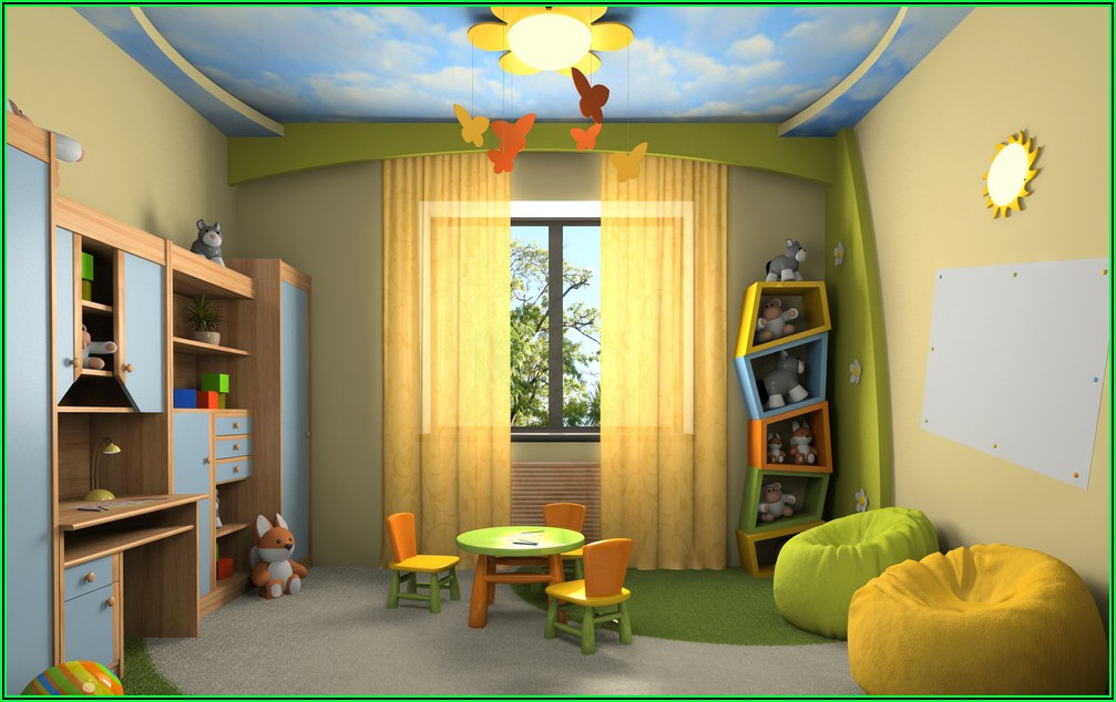 Welches Licht Im Kinderzimmer