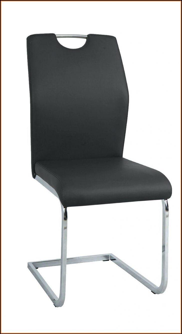 Permalink to 4x Freischwinger Stuhl Schwingstuhl Esszimmerstuhl Hochlehner Sitzgruppe Schwarz
