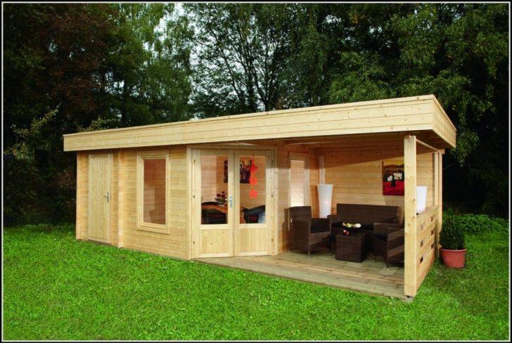 Permalink to 5 Eck Gartenhaus Mit Terrasse