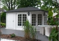 5 Eck Gartenhaus Modell Sunny B