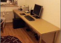 Arbeitsplatte Schreibtisch Selber Bauen