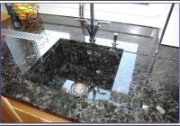 Arbeitsplatten Granit Optik