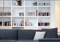 Bücherregal Für Wohnzimmer