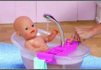 Badewanne Baby Born Interaktiv
