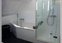 Badewanne Mit Dusche Kombiniert