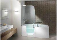 Badewannen Mit Dusche Und Tr