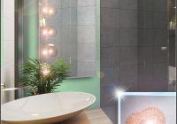 Badezimmer Beleuchtung Wand