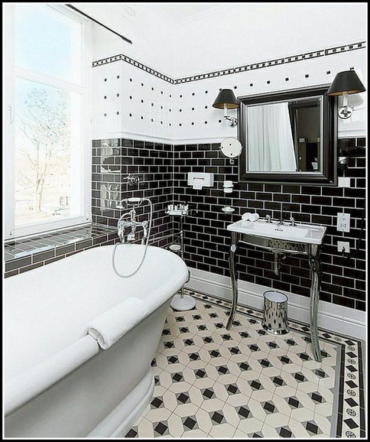 Permalink to Badezimmer Fliesen Ideen Schwarzweiß